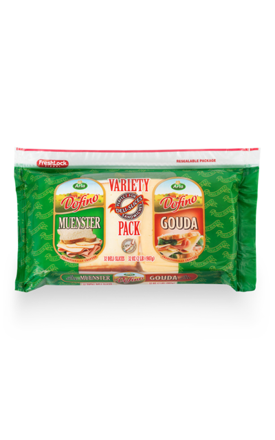 Arla Mix Pack Muenster / Gouda